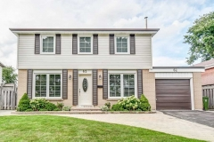 Real Estate Listing  62 Bledlow Manor Dr Toronto